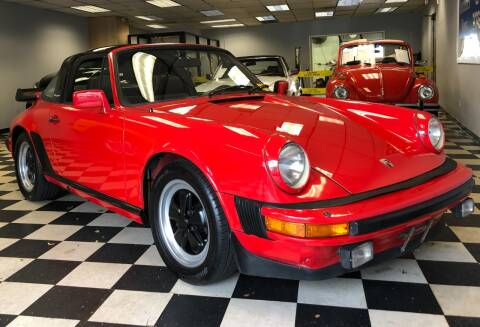 1982 Porsche 911 for sale at Rolfs Auto Sales in Summit NJ