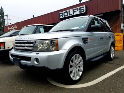 2006 Land Rover Range Rover Sport for sale at Rolfs Auto Sales in Summit NJ