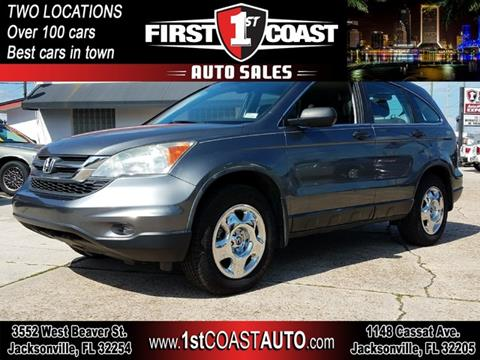 2011 Honda CR-V for sale at 1st Coast Auto -Cassat Avenue in Jacksonville FL