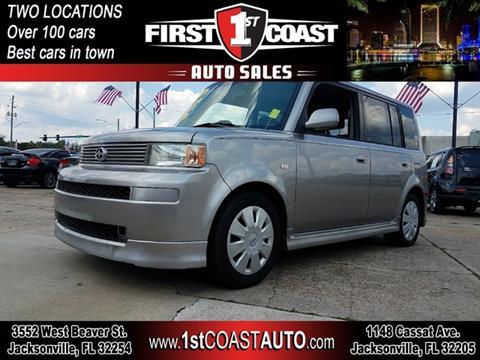 2006 Scion xB for sale at 1st Coast Auto -Cassat Avenue in Jacksonville FL