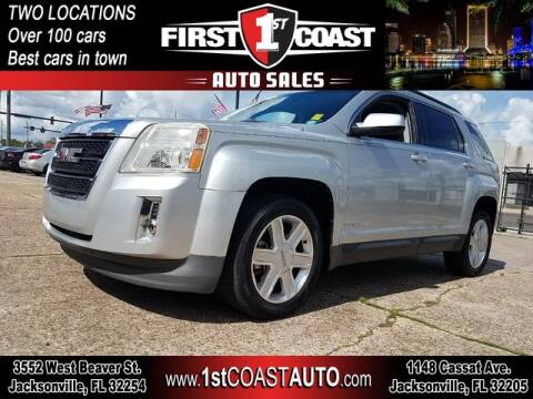 2011 GMC Terrain for sale at 1st Coast Auto -Cassat Avenue in Jacksonville FL