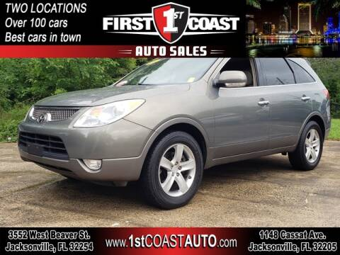 2007 Hyundai Veracruz for sale at 1st Coast Auto -Cassat Avenue in Jacksonville FL
