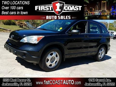 2009 Honda CR-V for sale at 1st Coast Auto -Cassat Avenue in Jacksonville FL