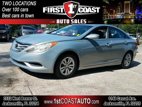 2011 Hyundai Sonata for sale at 1st Coast Auto -Cassat Avenue in Jacksonville FL