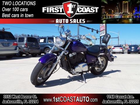 2004 Honda Shadow Sabre for sale in Jacksonville, FL