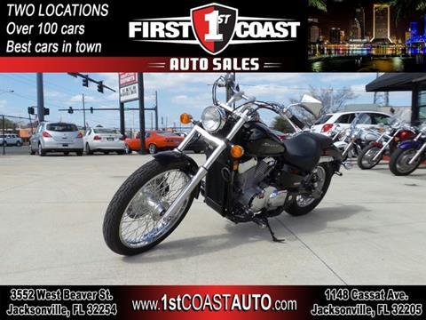 2013 Honda Shadow Spirit for sale in Jacksonville, FL