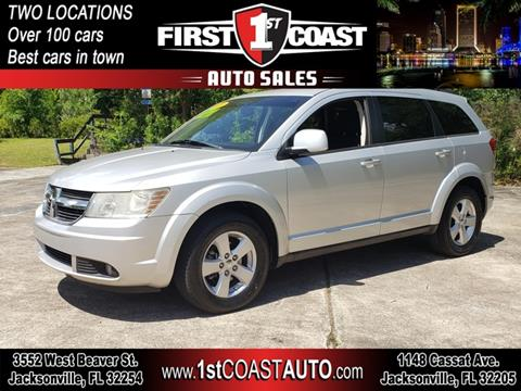2010 Dodge Journey for sale at 1st Coast Auto -Cassat Avenue in Jacksonville FL