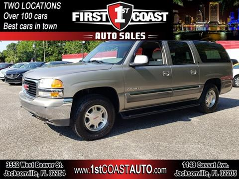 2000 GMC Yukon XL for sale in Jacksonville, FL