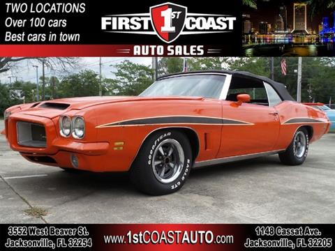 1972 Pontiac Le Mans for sale in Jacksonville, FL