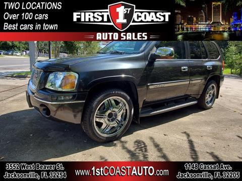 2003 GMC Envoy for sale at 1st Coast Auto -Cassat Avenue in Jacksonville FL