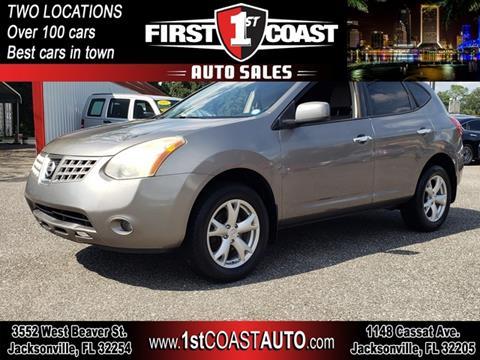 2010 Nissan Rogue for sale at 1st Coast Auto -Cassat Avenue in Jacksonville FL