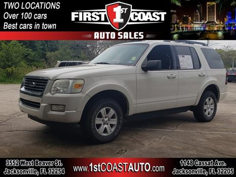 2010 Ford Explorer for sale at 1st Coast Auto -Cassat Avenue in Jacksonville FL
