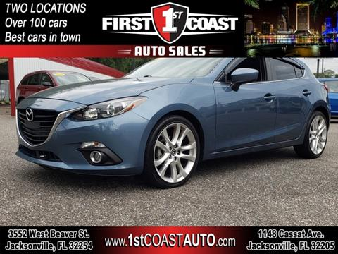 2014 Mazda MAZDA3 for sale at 1st Coast Auto -Cassat Avenue in Jacksonville FL