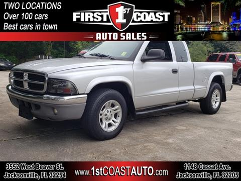 2003 Dodge Dakota for sale at 1st Coast Auto -Cassat Avenue in Jacksonville FL