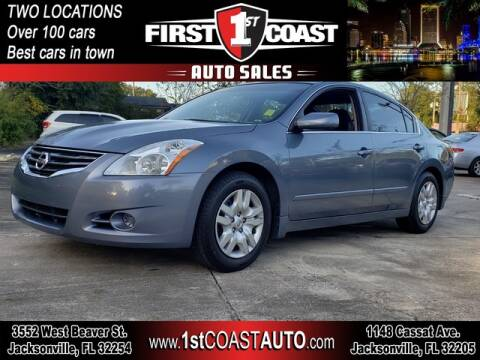 2010 Nissan Altima for sale at 1st Coast Auto -Cassat Avenue in Jacksonville FL