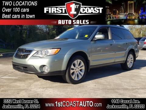 2009 Subaru Outback for sale at 1st Coast Auto -Cassat Avenue in Jacksonville FL