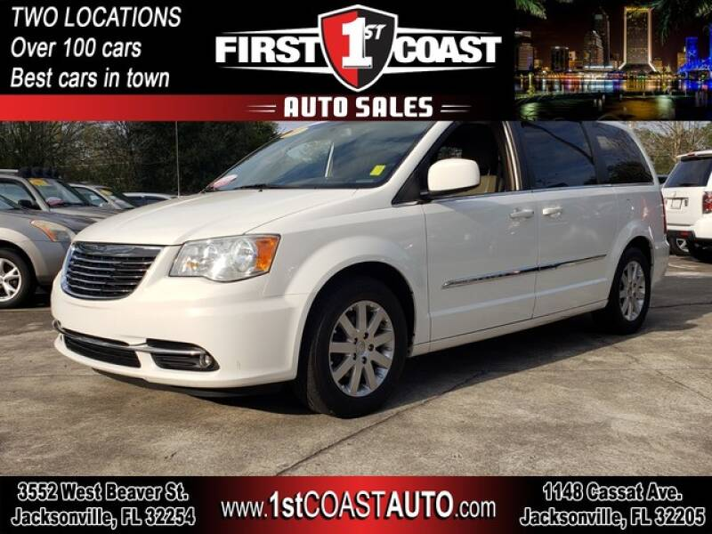 2011 Chrysler Town and Country for sale at 1st Coast Auto -Cassat Avenue in Jacksonville FL