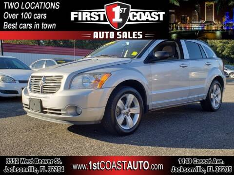 2012 Dodge Caliber for sale at 1st Coast Auto -Cassat Avenue in Jacksonville FL