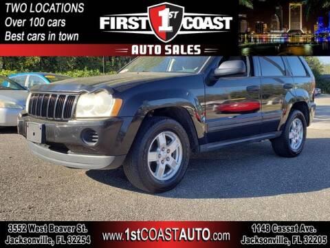 2005 Jeep Grand Cherokee Laredo for sale at 1st Coast Auto -Cassat Avenue in Jacksonville FL