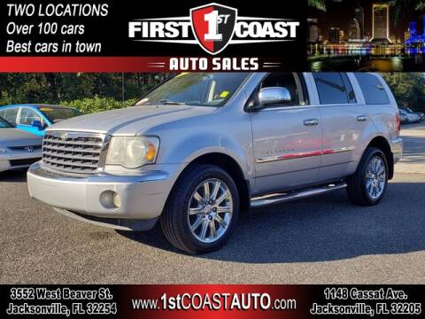 2007 Chrysler Aspen for sale at 1st Coast Auto -Cassat Avenue in Jacksonville FL