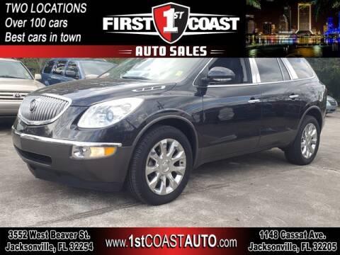 2011 Buick Enclave CXL-2 for sale at 1st Coast Auto -Cassat Avenue in Jacksonville FL