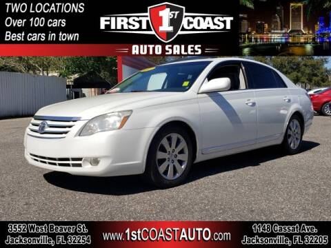 2005 Toyota Avalon for sale at 1st Coast Auto -Cassat Avenue in Jacksonville FL
