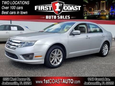 2011 Ford Fusion for sale at 1st Coast Auto -Cassat Avenue in Jacksonville FL