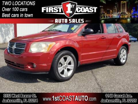 2010 Dodge Caliber for sale at 1st Coast Auto -Cassat Avenue in Jacksonville FL
