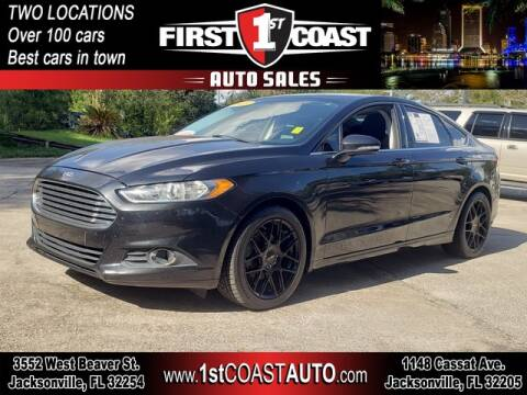 2013 Ford Fusion Hybrid for sale at 1st Coast Auto -Cassat Avenue in Jacksonville FL