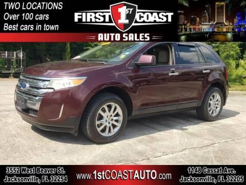 2011 Ford Edge for sale at 1st Coast Auto -Cassat Avenue in Jacksonville FL