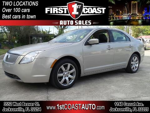 2010 Mercury Milan for sale in Jacksonville, FL