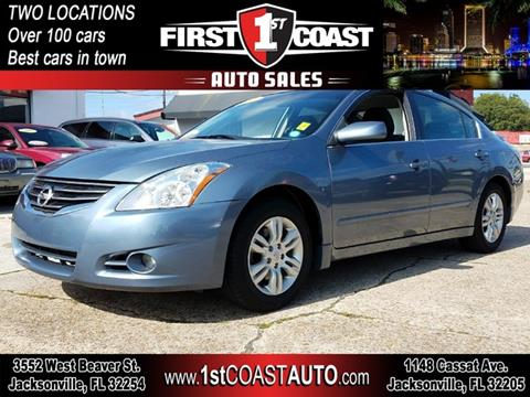 2011 Nissan Altima for sale at 1st Coast Auto -Cassat Avenue in Jacksonville FL