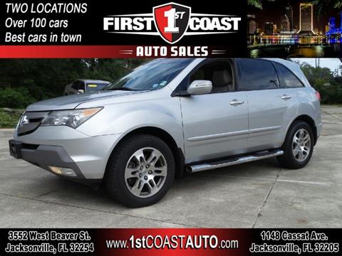 2008 acura mdx for sale in florida for March motors jacksonville fl