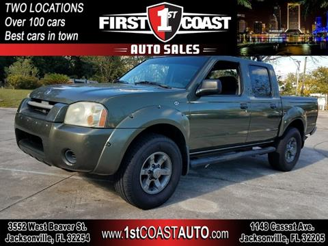 2003 nissan frontier for sale in florida. Black Bedroom Furniture Sets. Home Design Ideas