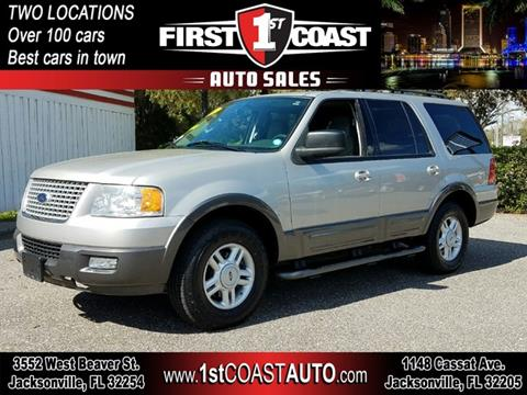 2005 Ford Expedition for sale at 1st Coast Auto -Cassat Avenue in Jacksonville FL
