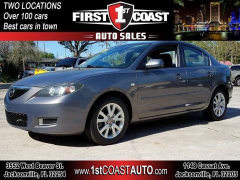 2007 Mazda MAZDA3 for sale in Jacksonville, FL