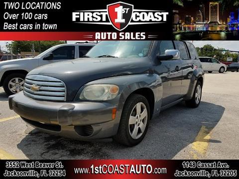 2009 Chevrolet HHR for sale at 1st Coast Auto -Cassat Avenue in Jacksonville FL