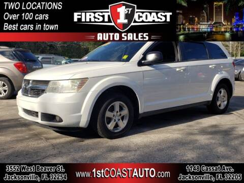 2009 Dodge Journey for sale at 1st Coast Auto -Cassat Avenue in Jacksonville FL