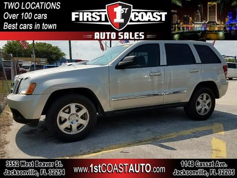 2010 Jeep Grand Cherokee for sale at 1st Coast Auto -Cassat Avenue in Jacksonville FL