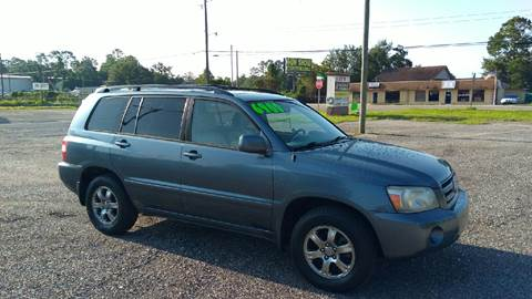 2005 Toyota Highlander for sale in Long Beach, MS