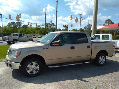 2012 Ford F-150 for sale at Autofinders in Gulfport MS