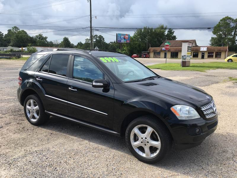Lovely 2008 Mercedes Benz M Class For Sale At Autofinders Lot 2 Inc. In