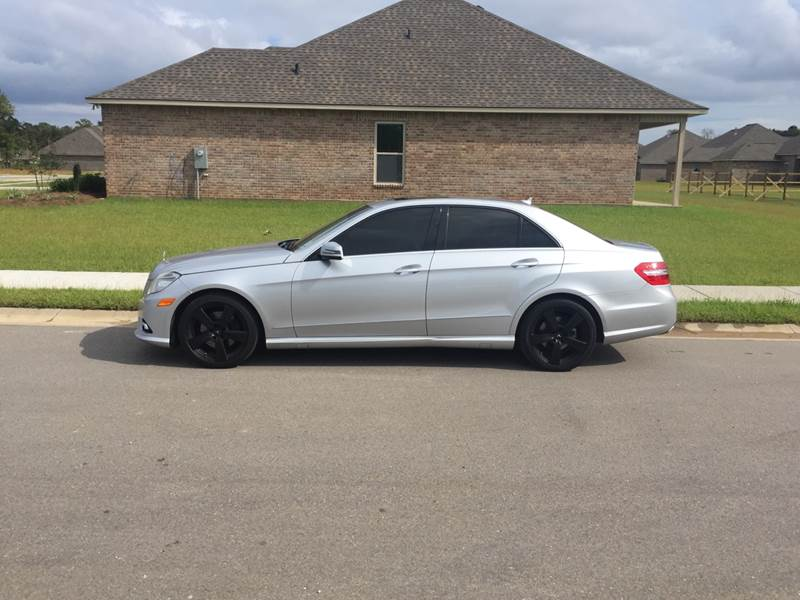 2010 Mercedes Benz E Class For Sale At Autofinders Lot 2 Inc. In