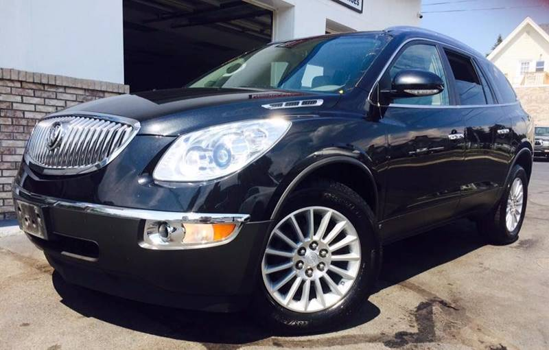 2008 Buick Enclave AWD CXL 4dr Crossover - Ludlow MA