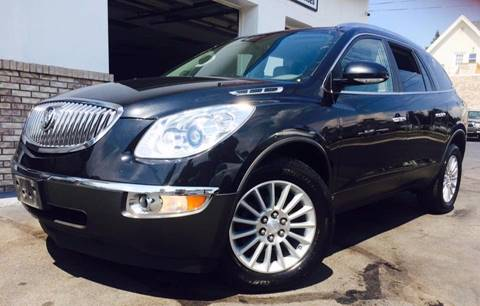 2008 Buick Enclave for sale at Deluxe Auto Sales Inc in Ludlow MA