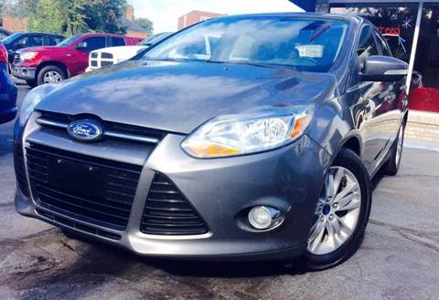 2012 Ford Focus for sale at Deluxe Auto Sales Inc in Ludlow MA