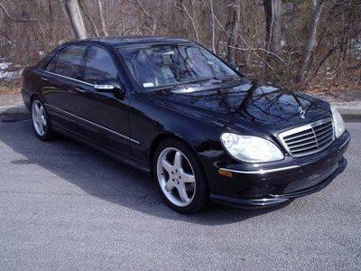 2004 Mercedes-Benz S-Class