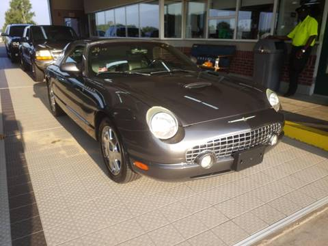 2003 Ford Thunderbird for sale in Ludlow, MA