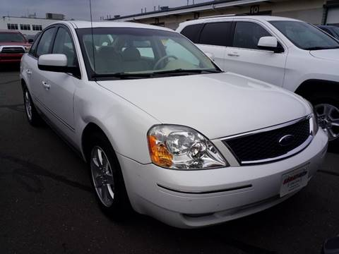 2006 Ford Five Hundred for sale in Ludlow, MA