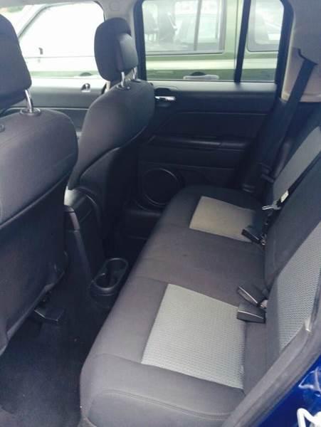 2010 Jeep Patriot 4x4 Sport 4dr SUV - Ludlow MA
